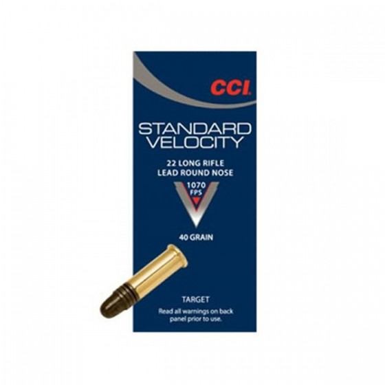 Patron CCI Standard .22 (5000 stk)