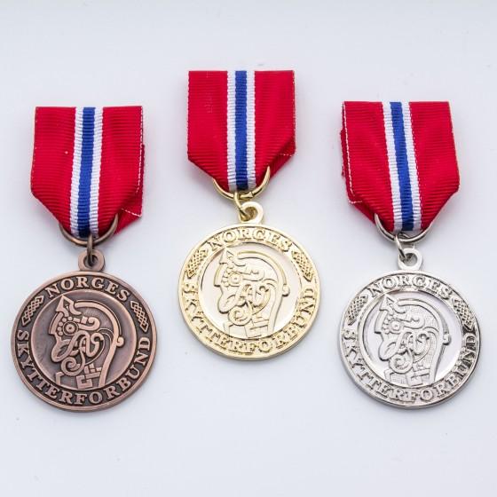 NM Medalje