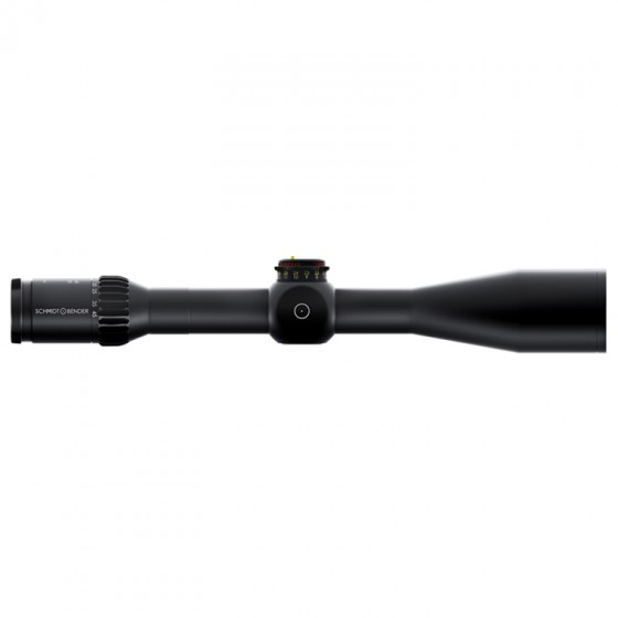 S&B PM II High Power 5-45x56 IR FFP MIL