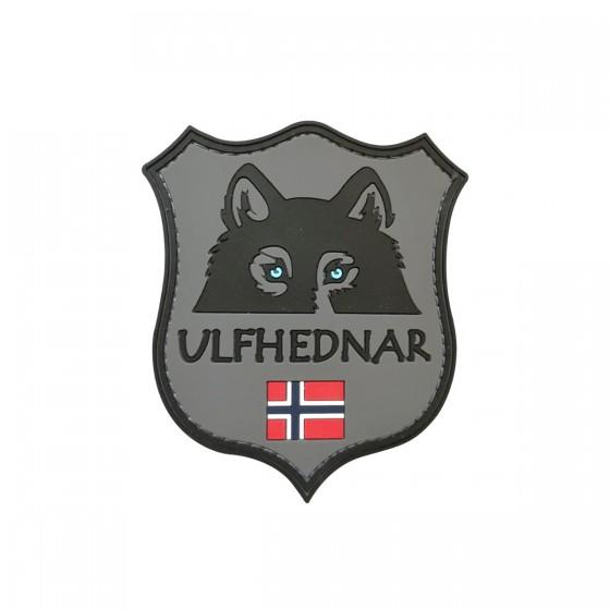 Ulfhednar® Wolf Shield Patch