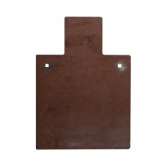Stålmål/Gong helfigur HX450 50x70 cm
