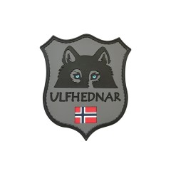 Ulfhednar® Wolf Shield Patch