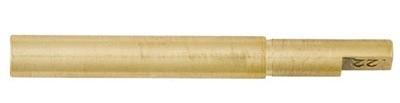 Kroningsverktøy Pilot cal .22 for håndkroning av pipemunn