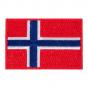 Norsk Flagg tøymerke
